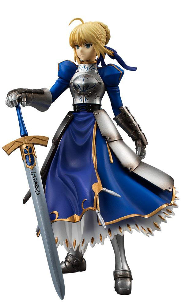 Saber (Altria Pendragon), Unlimited Blade Works, Fate / Stay Night, Bandai