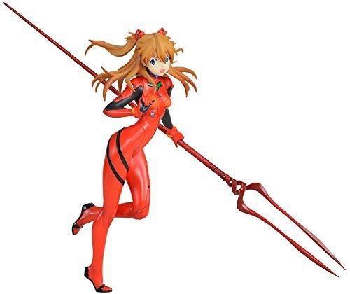 Asuka Langley Shikinami Figure, Spear of Longinus, Evangelion Neon Genesis, Sega