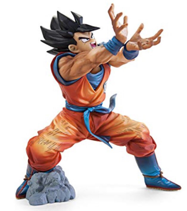 Son Goku, Ka-me-ha-me-ha Figurep, Dragonball Z Banpresto