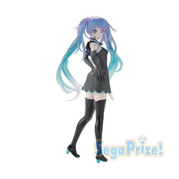 Hatsune Miku Ghost Figure,  Super Premium Figure, SPM, Vocaloid, Sega
