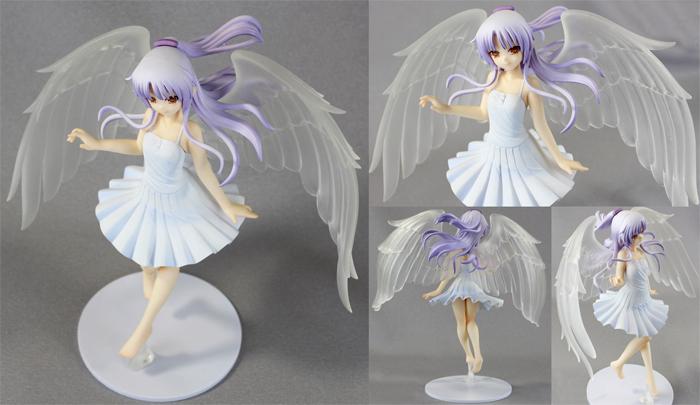 Angel with Wings, Kanade Tachibana Figure, Angel Beats!, Furyu