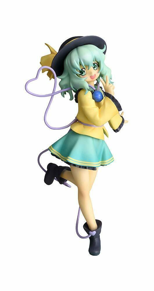 Komeiji Koishi, Premium Figure, Touhou Project, Sega