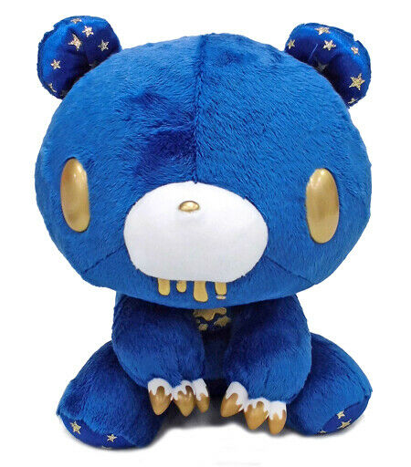 Taito Starry Edition Gloomy Bear Plush Doll Blue GP #528 12 Inches