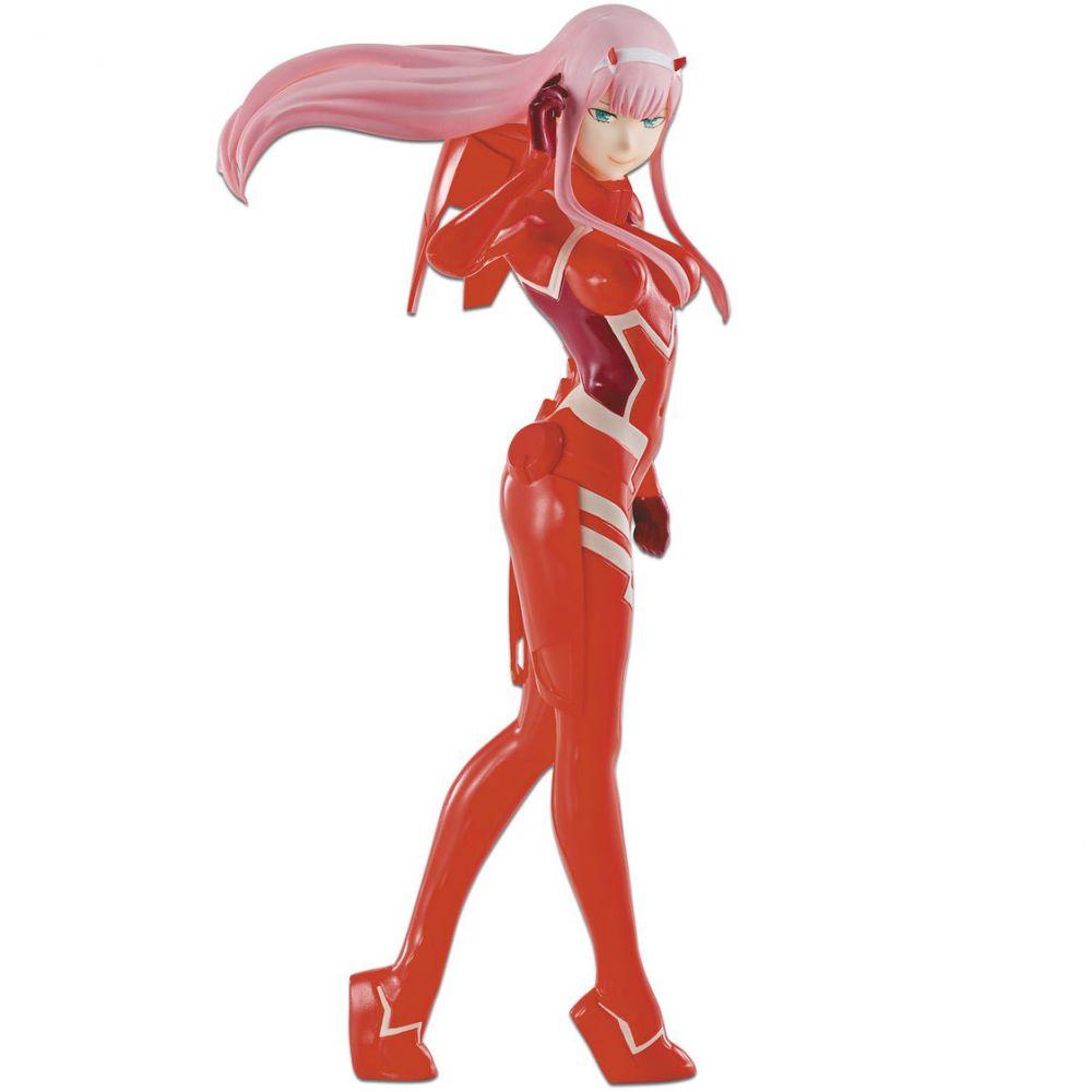 Zero Two Figure, Pilot Suit Ver, DARLING in the FRANXX, Bandai