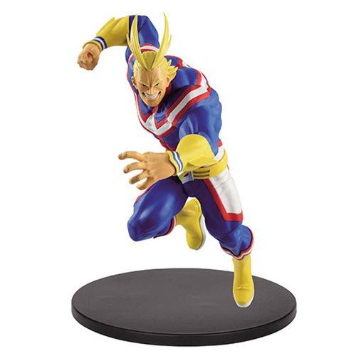 All Might Figure, The Amazing Heroes Vol. 5, My Hero Academia, Banpresto