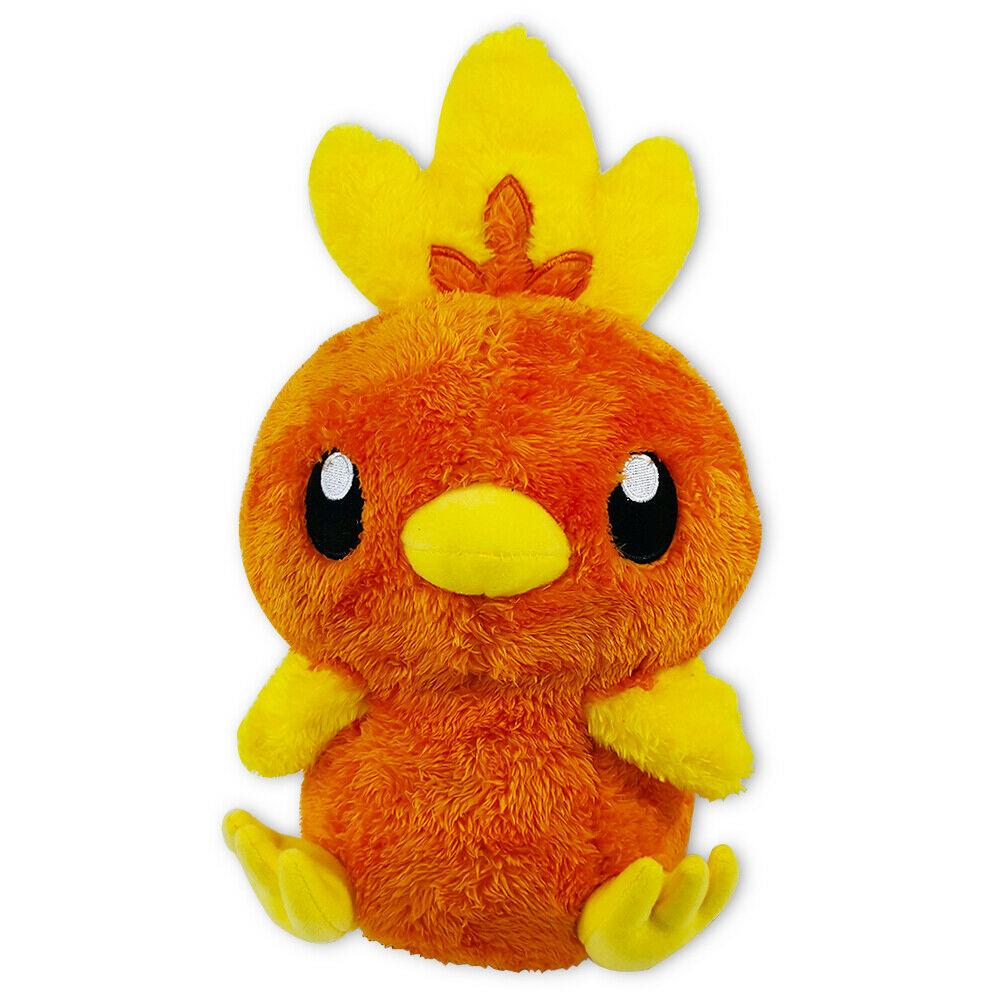 Banpresto, Sun & Moon, Pokemon, Furry, Torchic, Plush Toy, 8 Inches