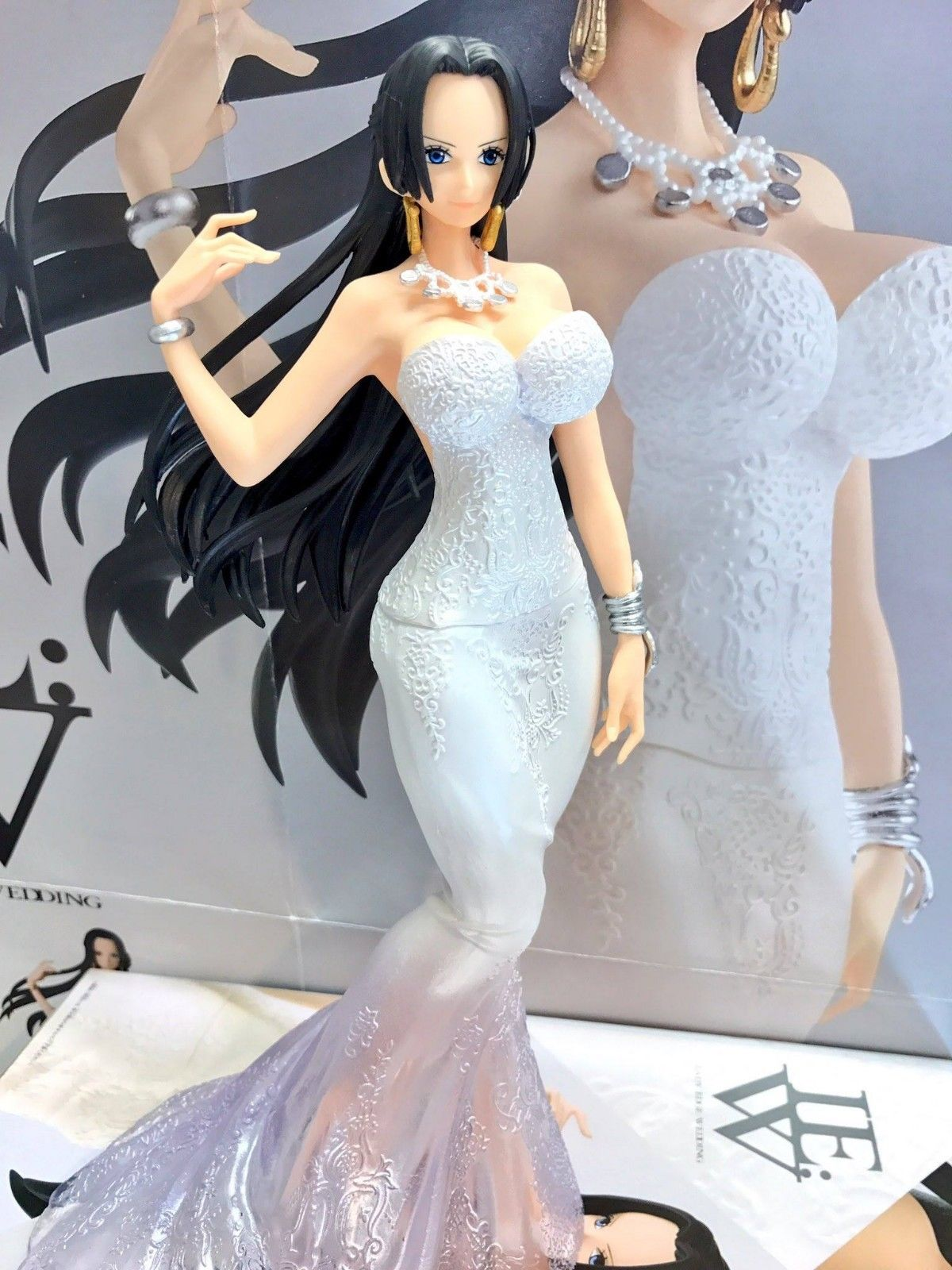 Boa Hancock, Lady Edge: Wedding, Normal Color ver, White ...