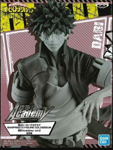 Dabi Figure Unpainted Ver, Colosseum Academy Vol. 2, My Hero Academia, Banpresto