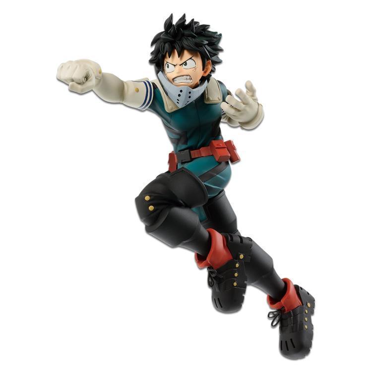 Izuku Midoriya Figure, Enter The Hero, My Hero Academia, Bandai