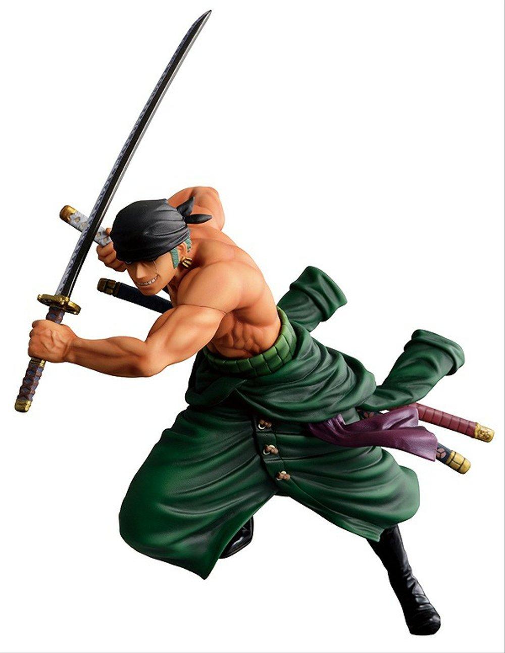 Roronoa Zoro Figure, Ichiban Kuji B Prize, One Piece, Banpresto