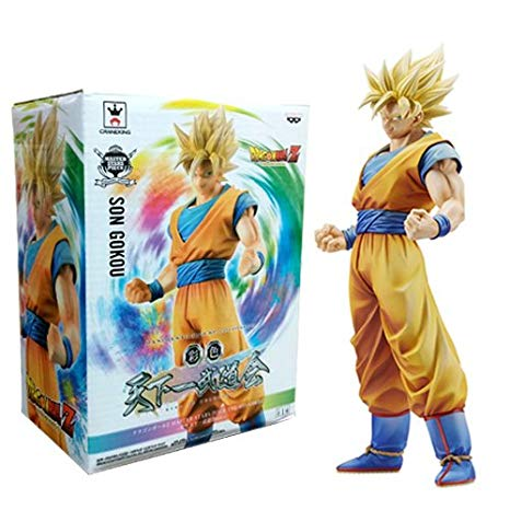 Son Goku, Master Stars Piece The Son Goku, Dragon Ball Z, Banpresto