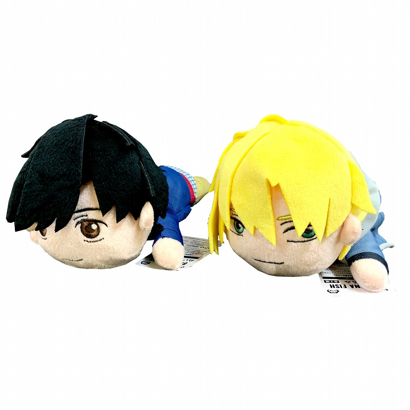 Ash Plush Doll Banana Fish Plush Standard Size 8 Inches Taito