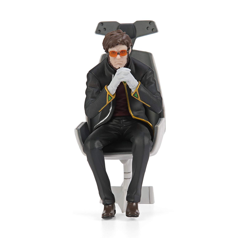 Gendo Ikari, High Grade Figure, Neon Genesis Evangelion, Sega