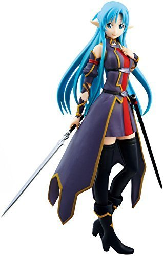 Asuna Yuuki, Yuuki Color Version, SQ Figure, Ordinal Scale, Sword Art Online II, Banpresto