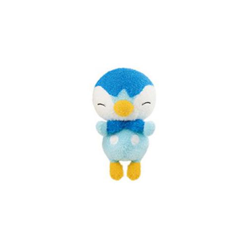 Pokemon Spirits Fuzzy Piplup Plush Doll 12 Inches Banpresto