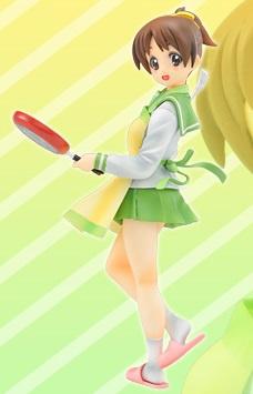 Yui Hirasawa Figure, Sunny-Sude Up Figure, K-ON!!, Sega