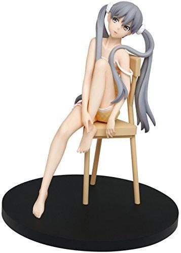 Sodachi Oikura Figur, Sitting on Chair Version, Bakemonogatari, Taito