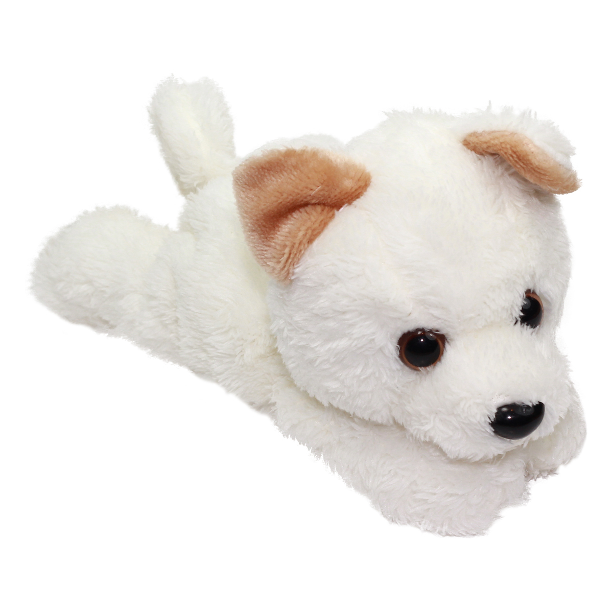 Kawaii Friends Dog Collection White Plush 9 Inches