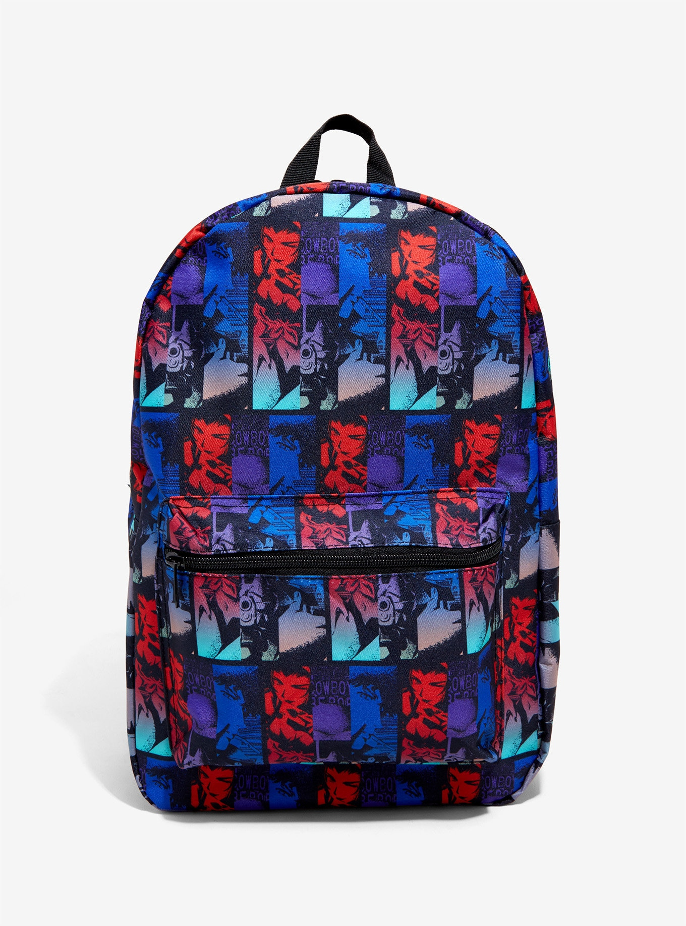 Cowboy Bepop Backpack Book Bag Faye Valentine Spike Spiegel