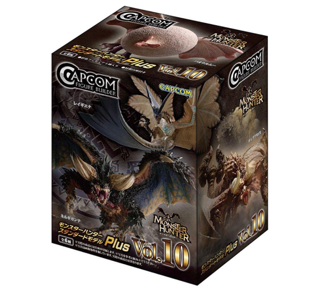 Monster Hunter Figure Builder Random Blind Box Vol. 10