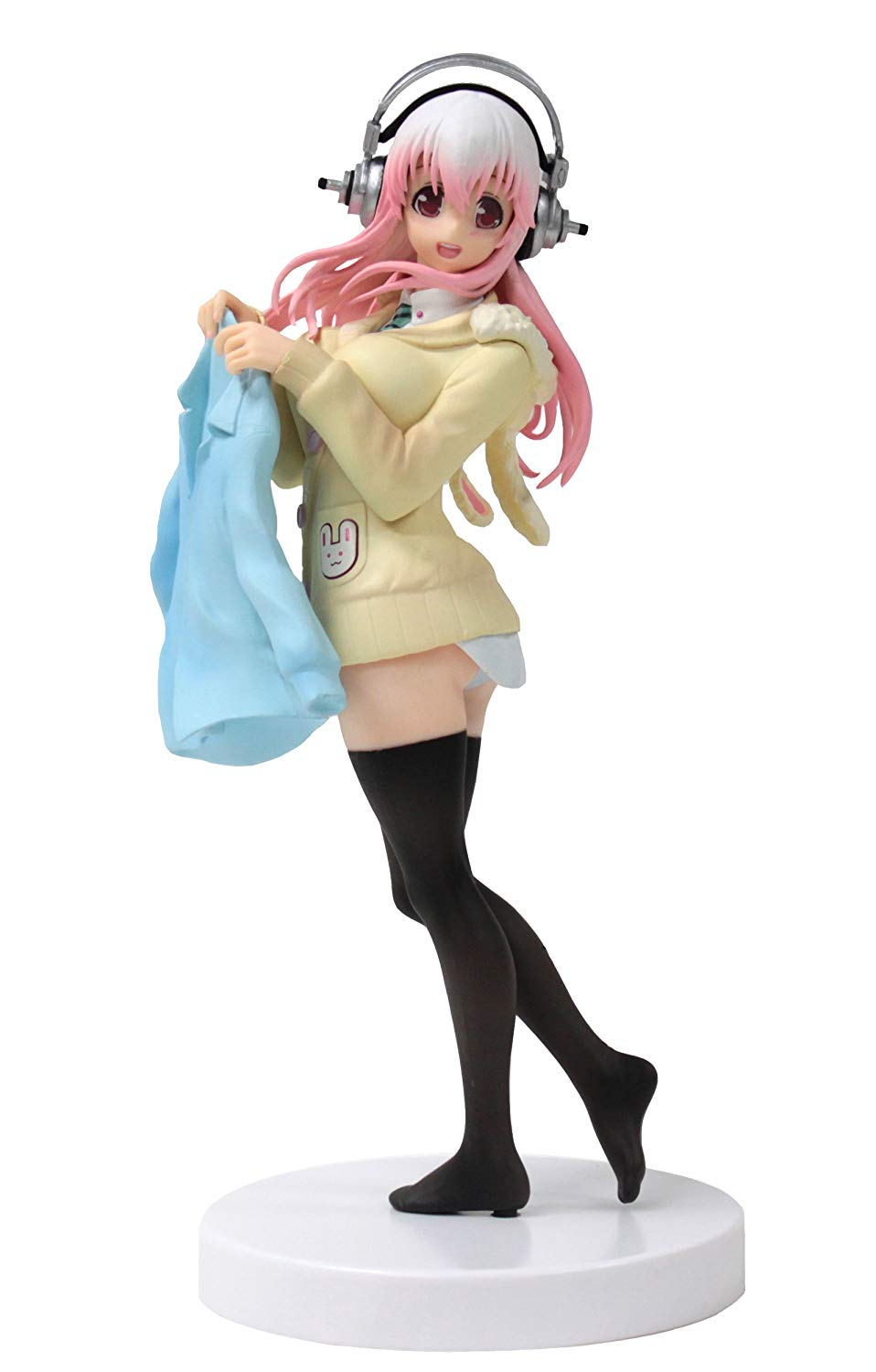 Super Sonico Figure, Spare Clothing Time Ver., Super Sonico, Furyu