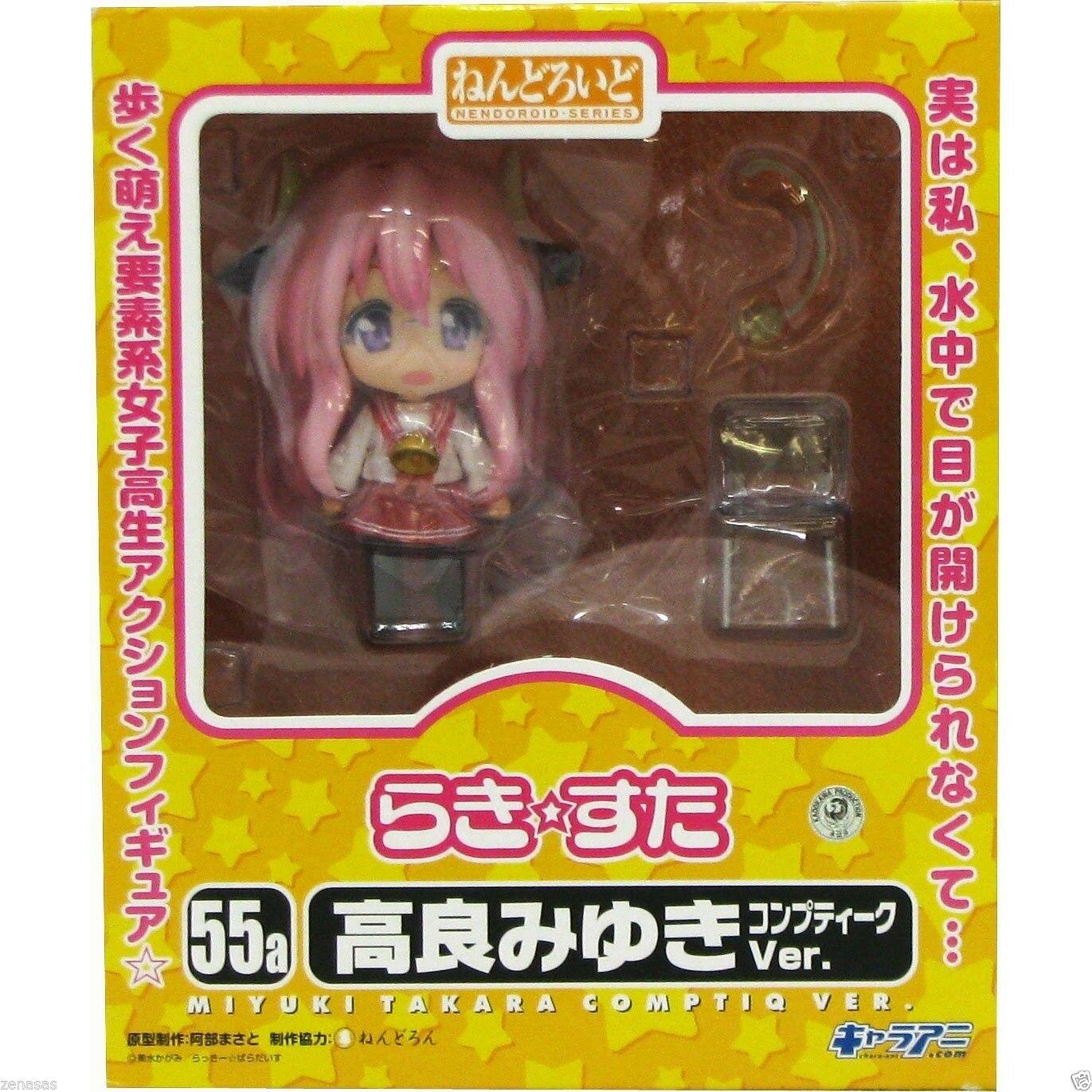 Miyuki Takara Figure, Nendoroid Series 55b, Lucky Star, Good Smile Company