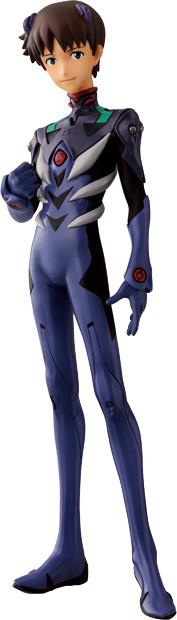 Shinji Ikari, Ichiban Kuji A Prize Figure, Evangelion 3.0, You Can (Not) Redo, Banpresto