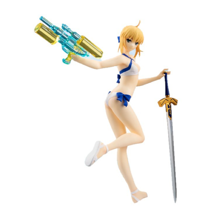 Saber (Altria Pendragon), Swimsuit Servant Figure, Fate / Grand Order, Furyu