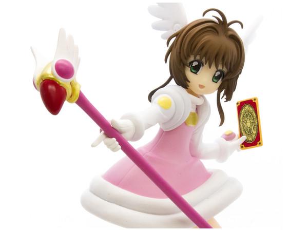 Sakura Kinomoto, Cheerful Pink, Cardcaptor Sakura, Special Figure Series, Furyu