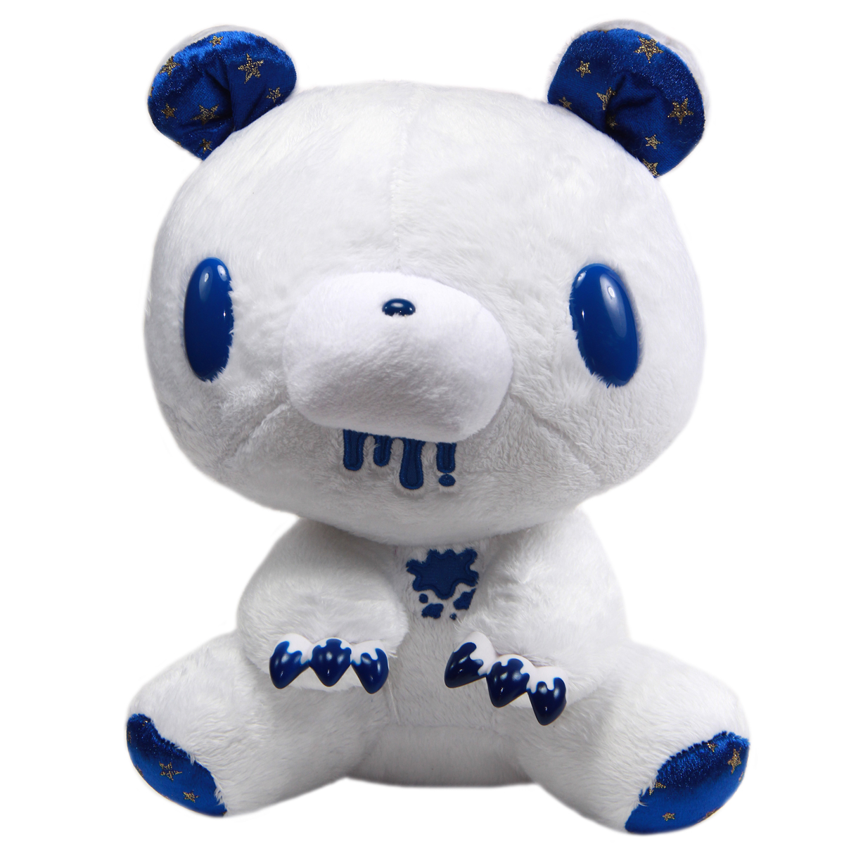 Taito Starry Edition Gloomy Bear Plush Doll White GP #528 12 Inches