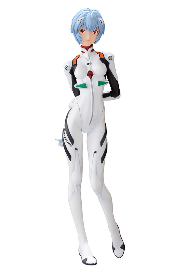 Ayanami Rei, Project EVA, 3rd Impact, A Prize Figure, Evangelion, Ichiban Kuji, Banpresto