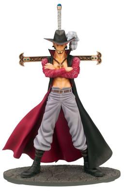 Dracule Mihawk Figure, Ichiban Kuji, B Prize, One Piece, Banpresto