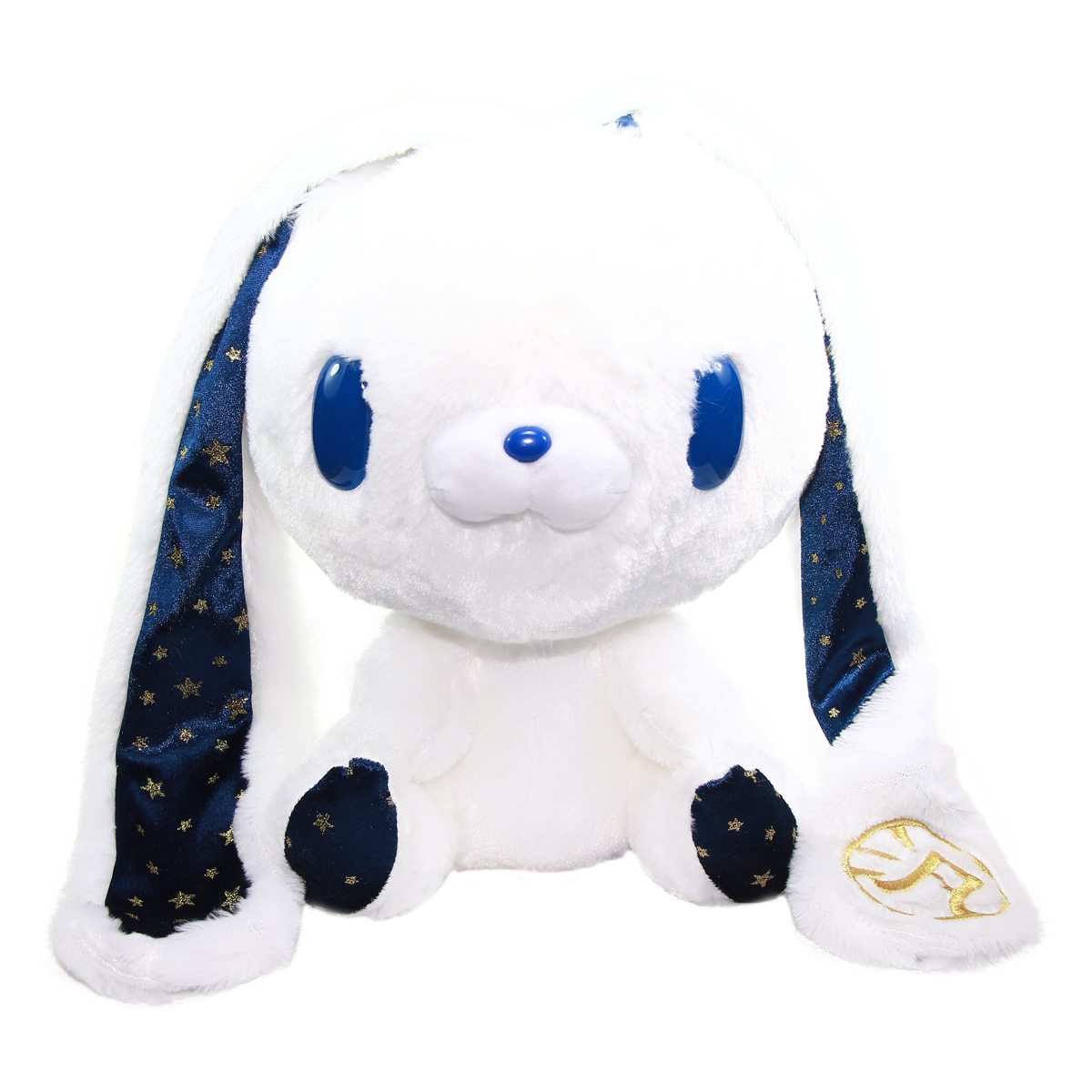 Taito Gloomy Bear Bunny Plush Doll Starry Edition GP #545 White 12 Inches