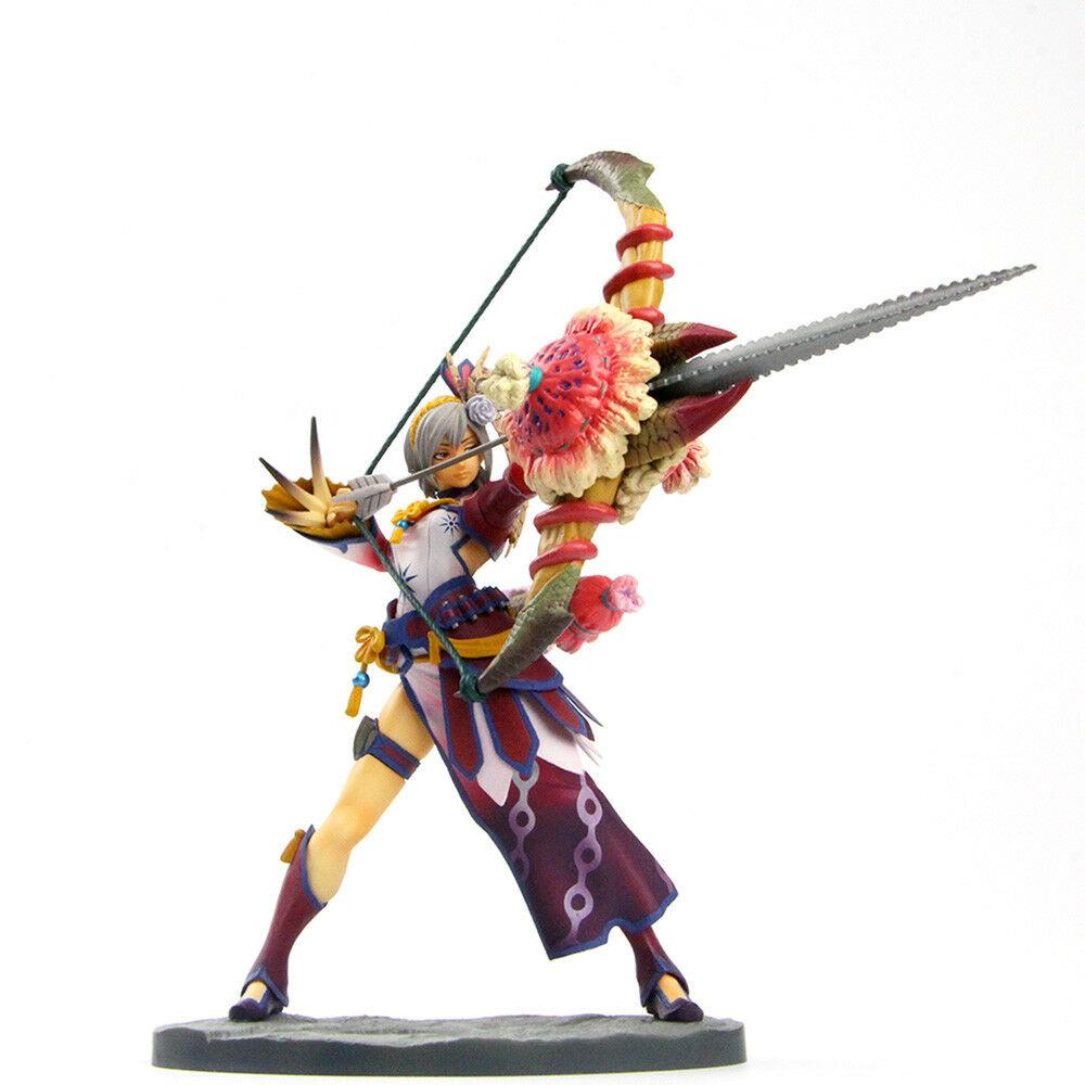 Hunter Figure 3, DXF Gobul x Series Female Gunner with gun, Monster Hunter, Banpresto