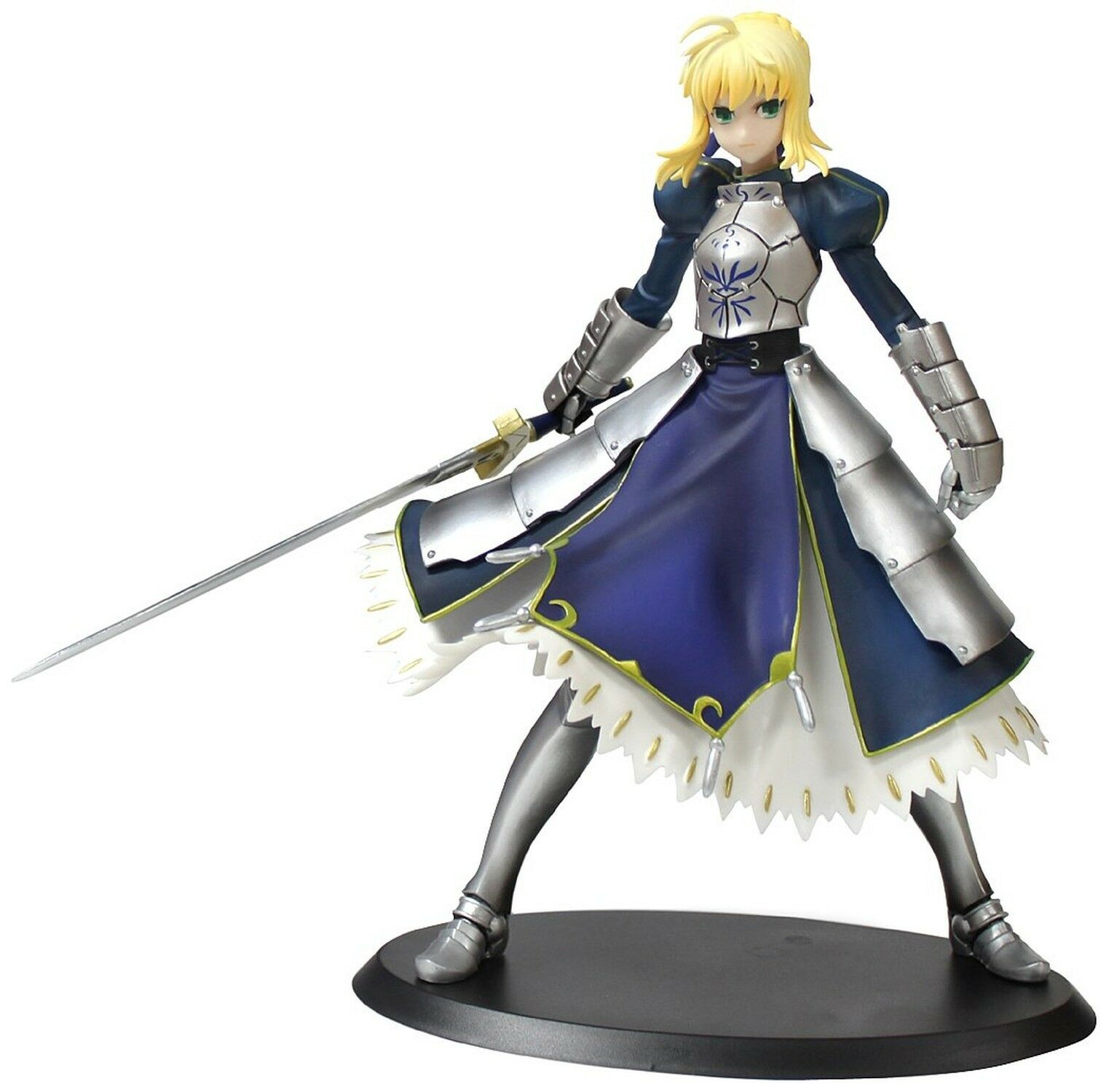 Saber, Unlimited Blade Works, SQ Figure, Fate / Stay Night, Banpresto