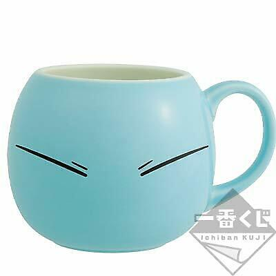 That Time I Got Reincarnated as a Slime, Coffee Mug, Cup, Ichiban Kuji, D Prize, Bandai Spirits