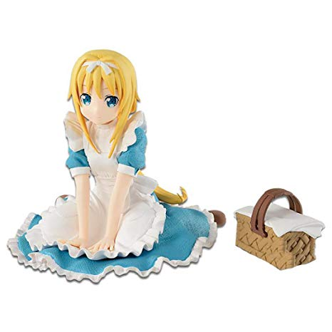 Alice Schuberg, Sky Blue Dress Figure, Sword Art Online Alicization, EXQ Figure, Banpresto
