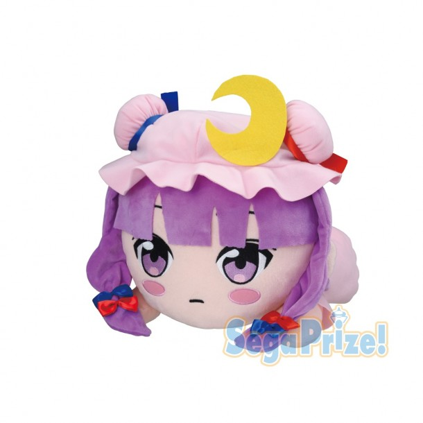 Patchouli Knowledge, Plush Doll, Touhou Project, Sega