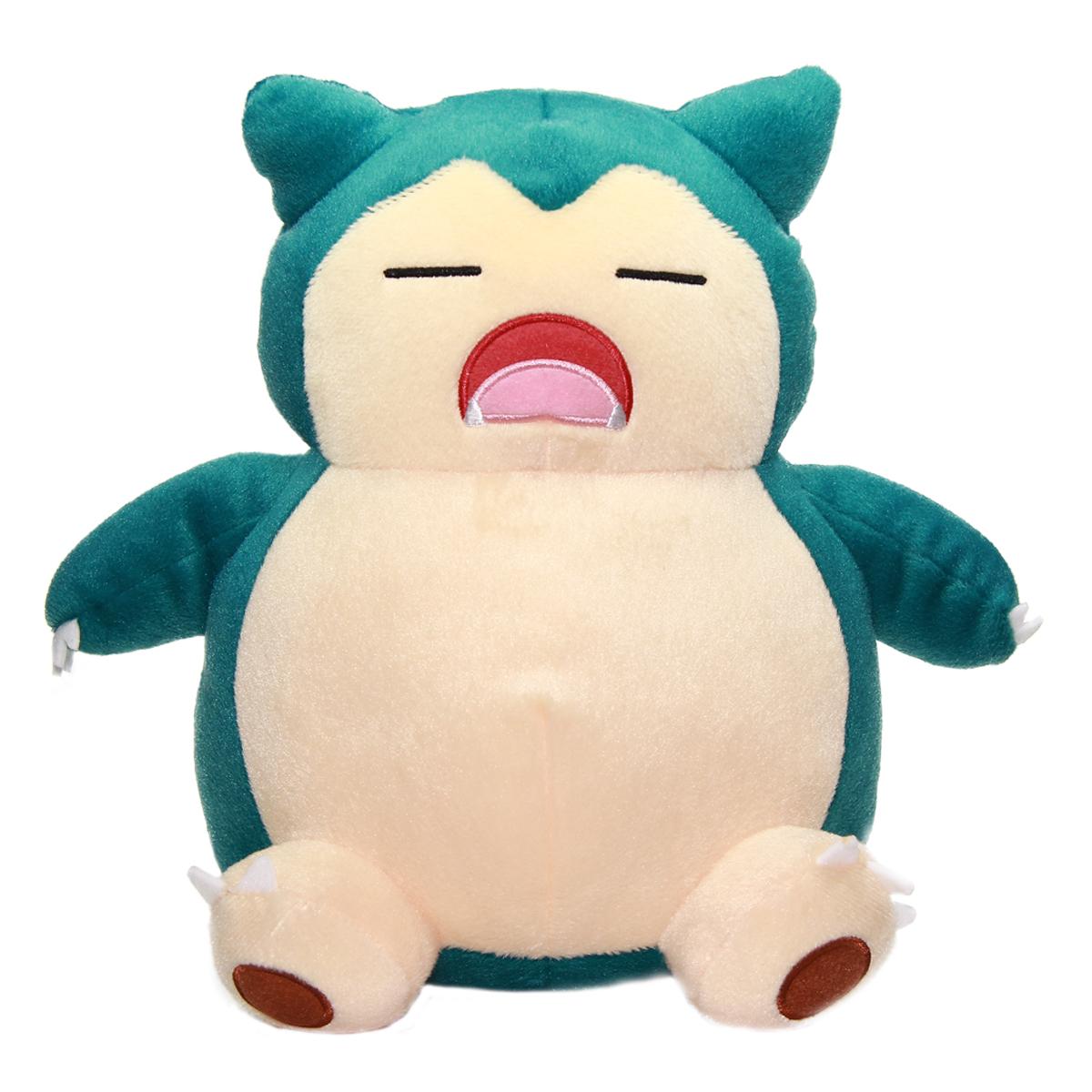Pokemon Snorlax Plush Doll 10 Inches Bandai Spirits Banpresto