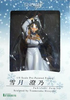 Yukiduki Sumino, 1/8 Scale Figure, Snow Visual Novel, Kotobukiya