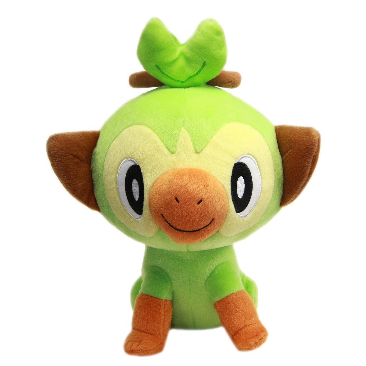 Pokemon Grookey Plush Doll 10 Inches Bandai Spirits Banpresto