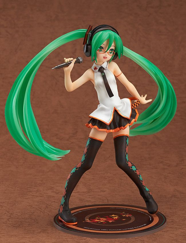 Hatsune Miku, 1/8 Scale Painted Figure Sculpted by Hiro, Vocaloid, Lat-type, Good Smile Company