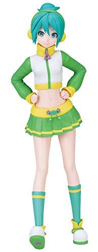 Hatsune Miku, Jersey, Super Premium Figure, Vocaloid, Project DIVA Arcade Future Tone, Sega