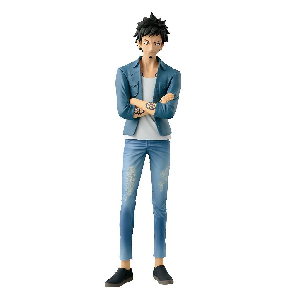 Trafalgar Law Figure, Best-Jeanist 2016, One Piece, Jeans Freak, Banpresto