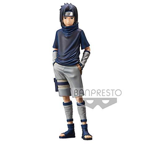 Uchiha Sasuke Figure #2 Shinobi Relations, Naruto, Grandista, Banpresto