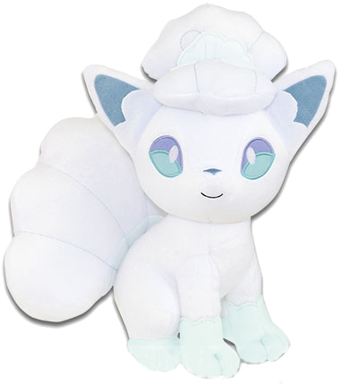 Vulpix, Alolan, Pokemon Focus B ver, Sun & Moon, Plush, 13 Inches Banpresto