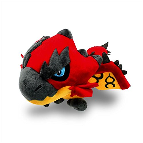 Monster Hunter World Liolaeus Plush Doll 6 Inches