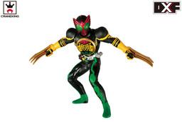 Kamen Rider OOO, Tatoba Combo Figure, Kamen Rider, DXF Figure Series, Banpresto