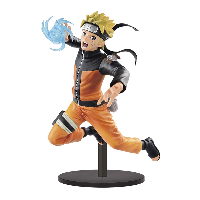 Naruto Uzumaki Figure, Vibration Stars, Naruto, 20th Anniversary, Banpresto