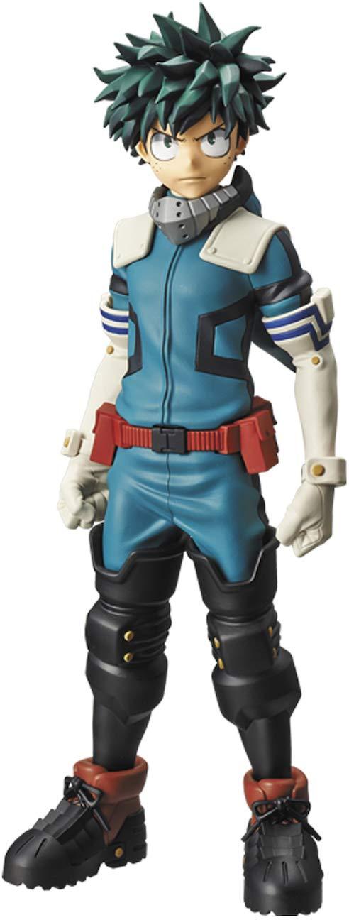 Izuku Midoriya Figure, Grandista, My Hero Academia, Banpresto